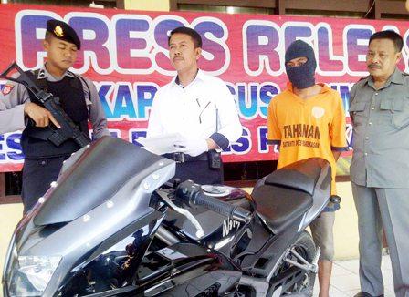 Pembelian Motor Bodong Online Terendus Koran Madura