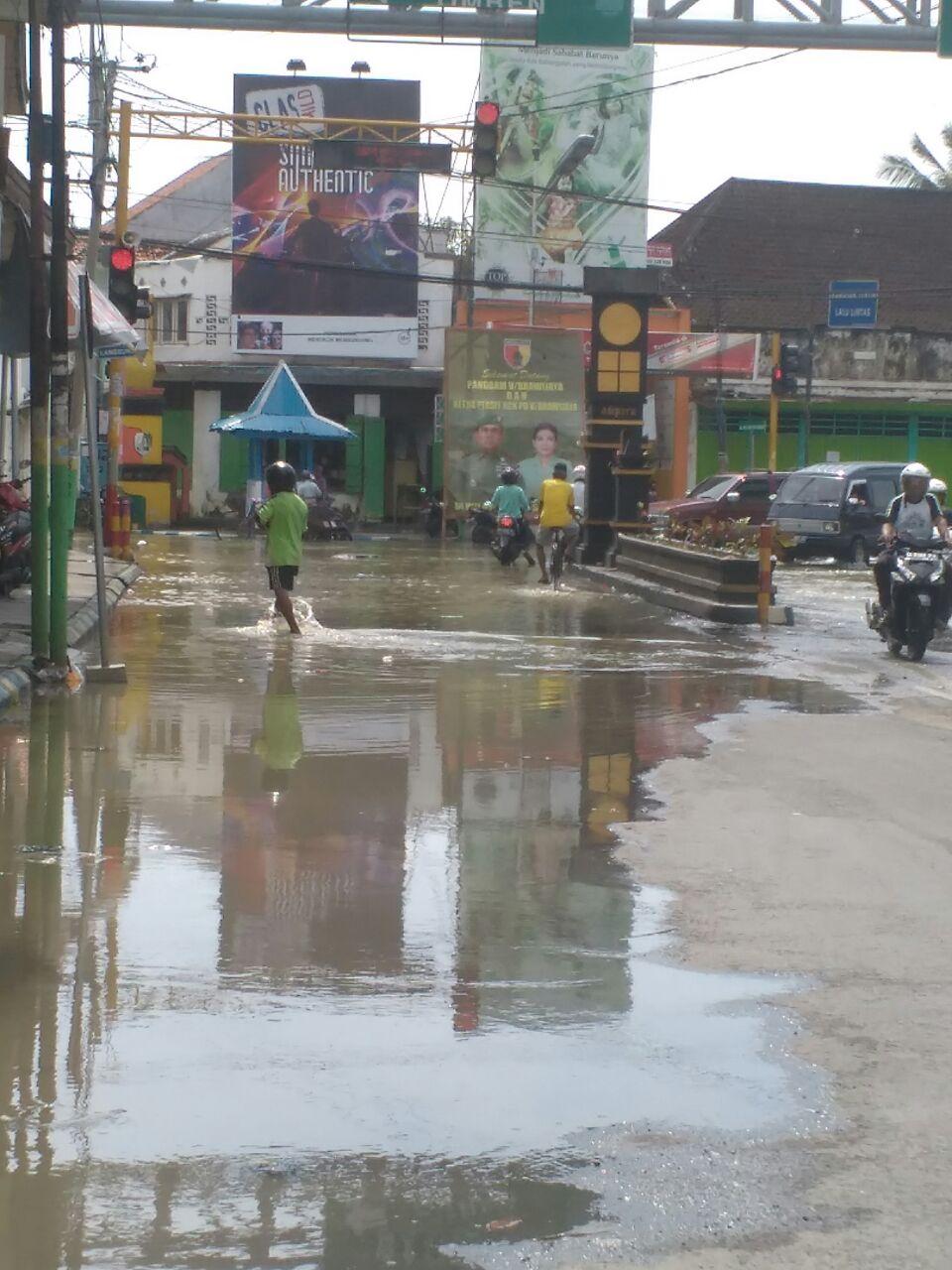 Banjir Susulan Ketiga Setinggi 1,4 Meter, Puncaknya Nanti Siang