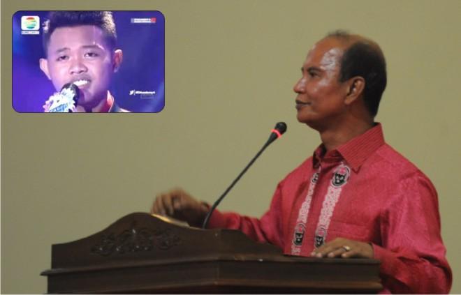 Apresiasi Perjuangan Firdaus, MH Said Abdullah Kasih Uang Rp 20 Juta