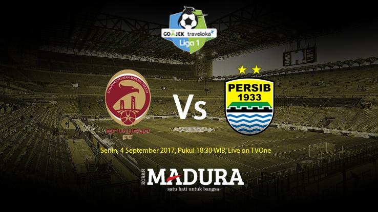 Persib Optimis Bawa Pulang Tiga Poin dari Kandang Sriwijaya FC