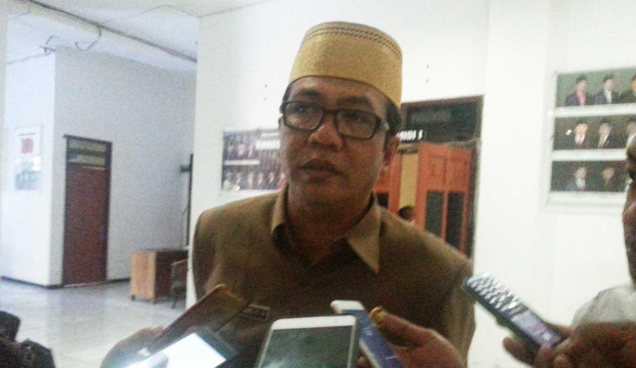 Komisi I DPRD Sumenep Pelototi Panwascam Titipan