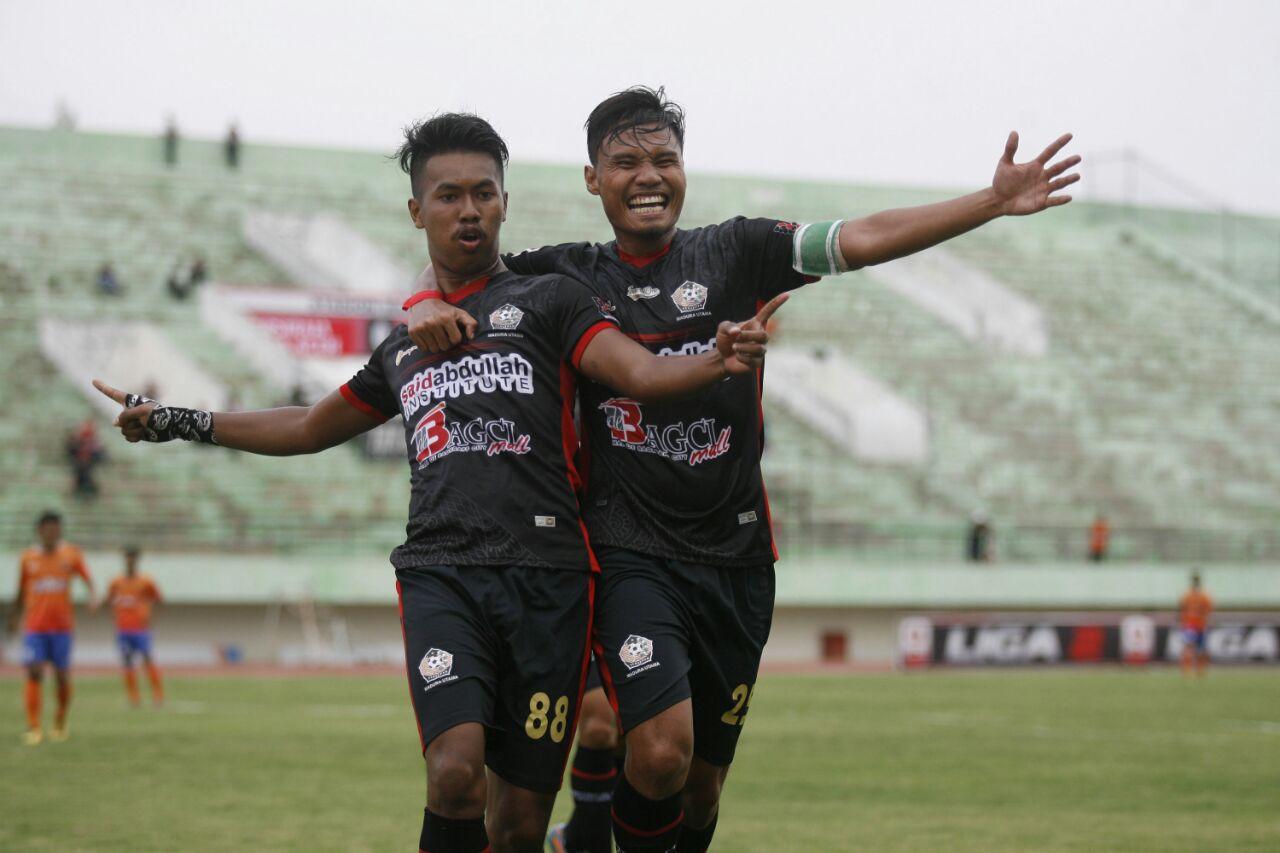 Lupakan Hasil Imbang, Persepam MU Fokus Laga Kontra Celebest FC