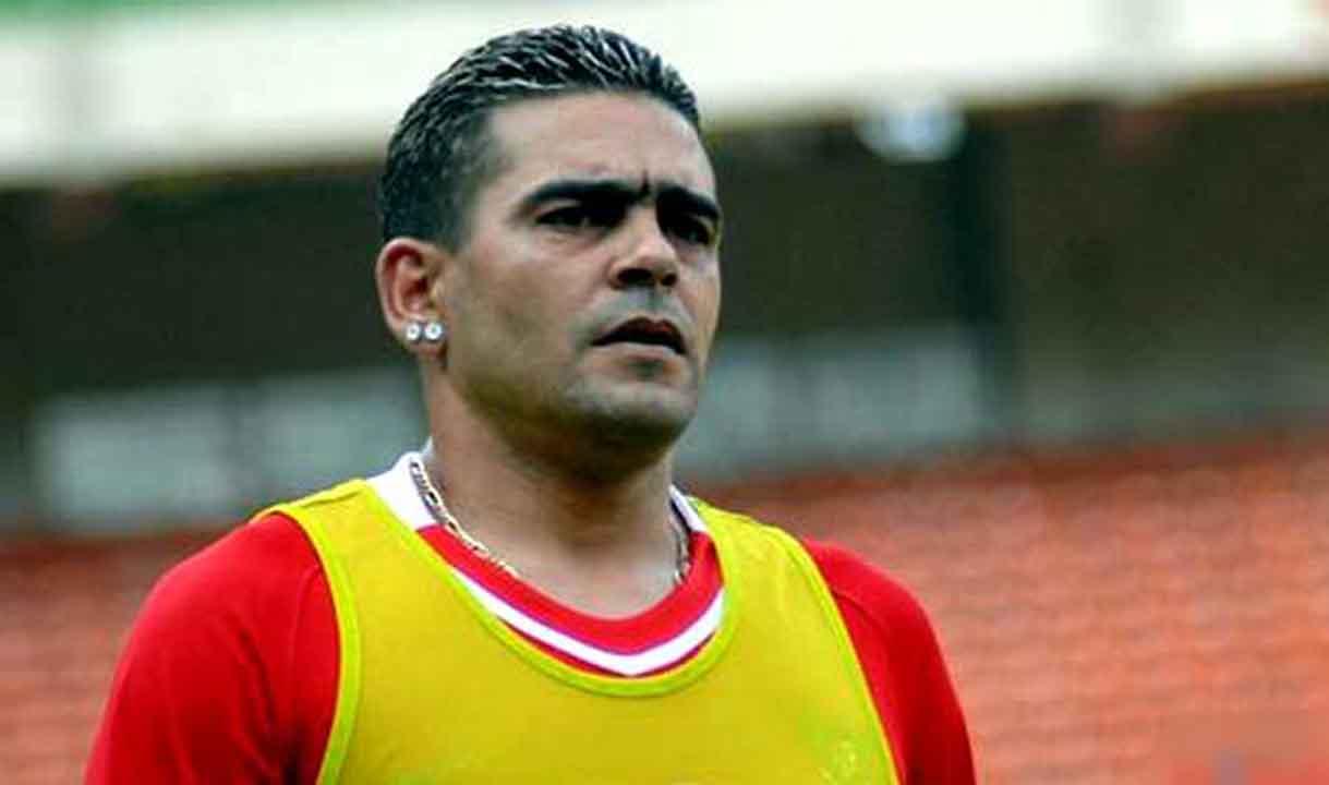 Madura United Cetak Jersey Nomor Punggung 20 Atas Nama Cristian Gonzales