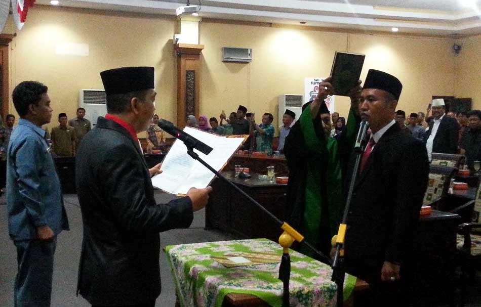Diberhentikan sebagai Anggota DPRD Sumenep, Iskandar Gugat ke PTUN