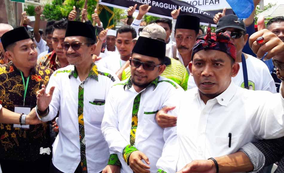 Paslon Kholifah Resmi Layangkan Gugatan ke MK, Ketua Tim: Kami Tidak Tahu
