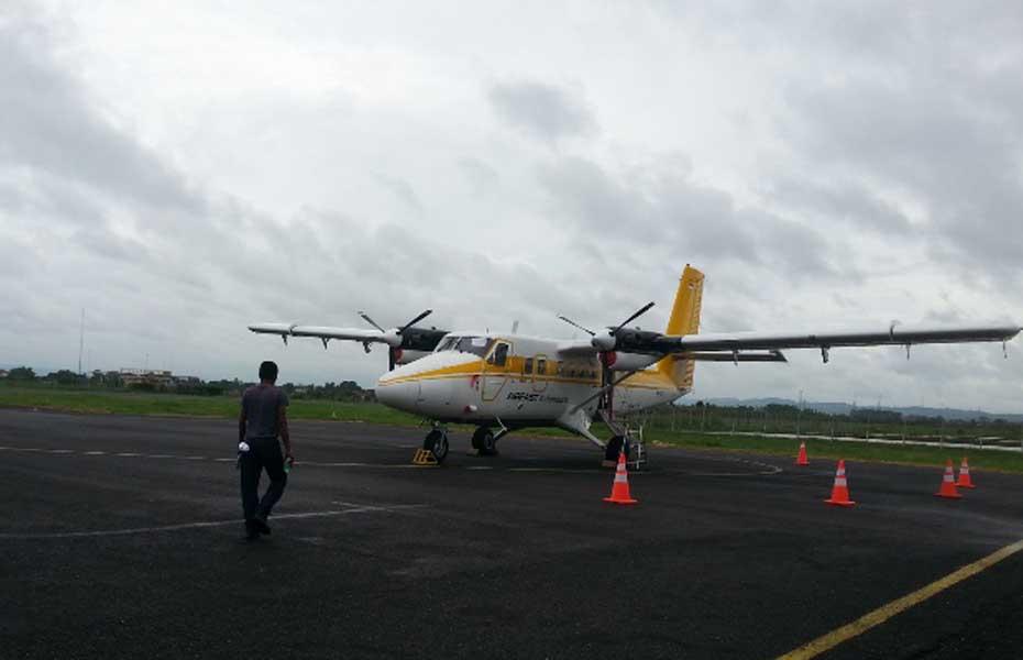 Dua Hari Penerbangan Rute Sumenep-Surabaya Dibatalkan