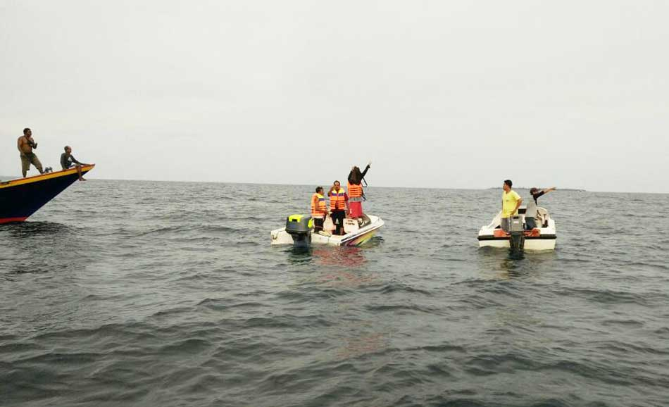 Laka Laut Sapeken, Puluhan Siswa Tumpah ke Laut