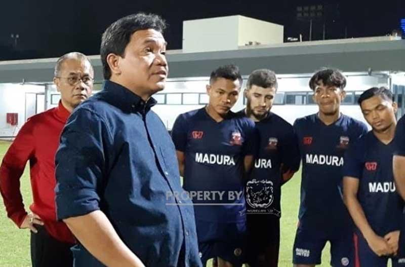 Bos Madura United Siapkan Bonus untuk Pemain Jika Menang Atas Persija
