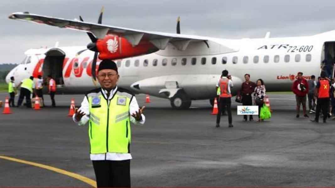Dishub: Bulan Ini Penerbangan Rute Kepulauan Beroperasi