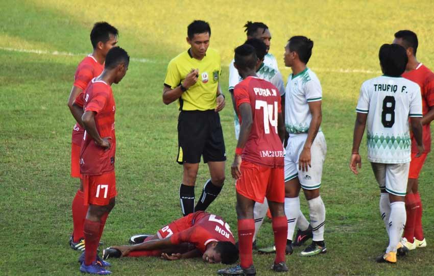 Pelatih Madura FC Khawatirkan Kondisi Fisik Pemainnya