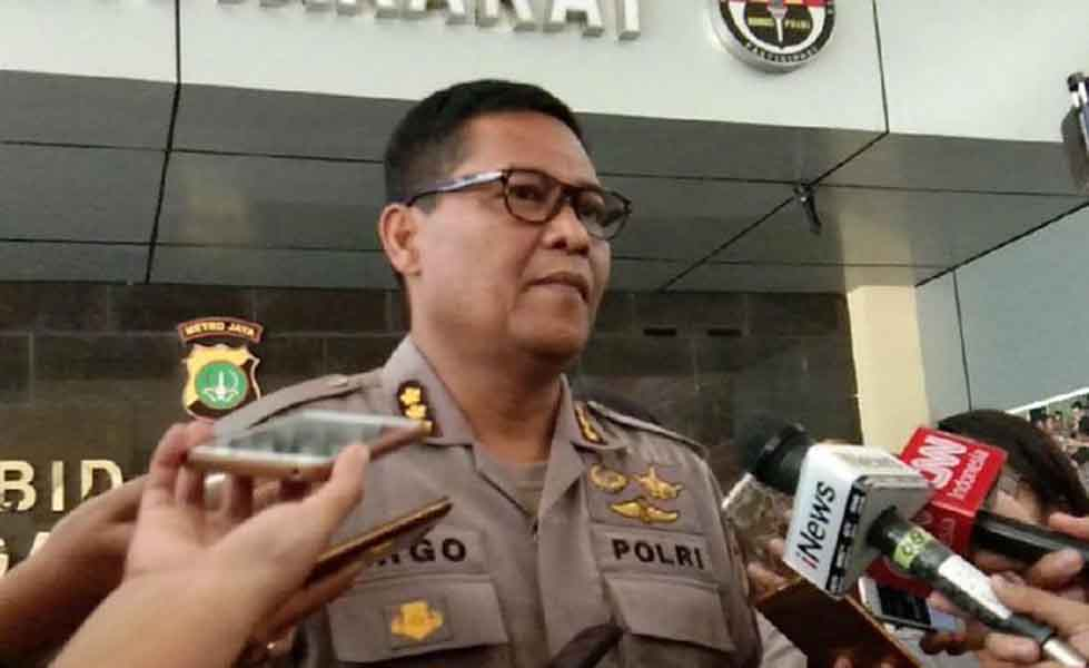 Tak Kooperatif, Eggi Sudjana Akhirnya Ditangkap Polisi