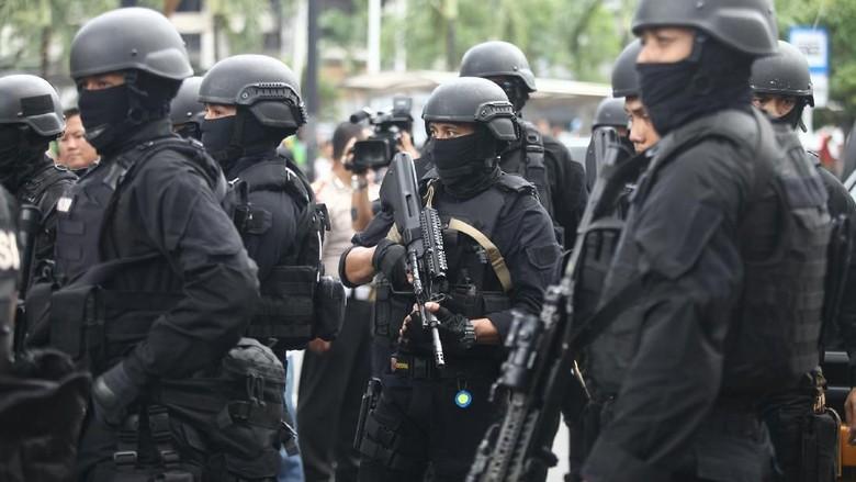 Waspadai Jaringan Teroris di Madura, Densus 88 Polda Jatim Kembali Dihidupkan