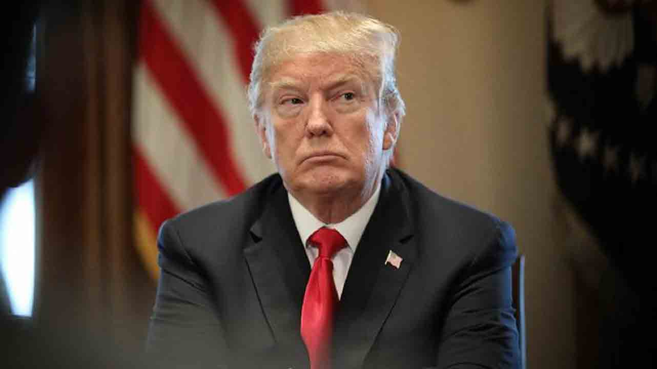 DPR AS Sebut Donald Trump Khianati Negara Saat Umumkan 2 Dakwaan Pemakzulan