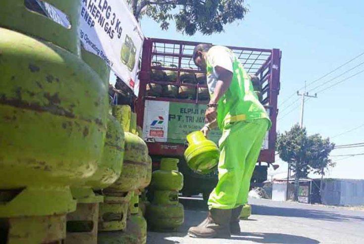 Cegah Kelangkaan, Pemkab Pamekasan Ajukan Tambahan Kuota Elpiji Melon