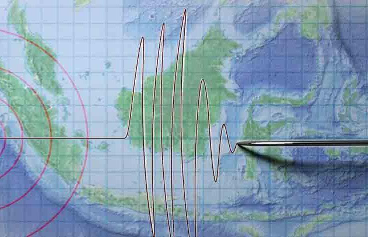 Lagi, Gempa M 4,1 Terjadi Bali, Terasa Hingga Banyuwangi