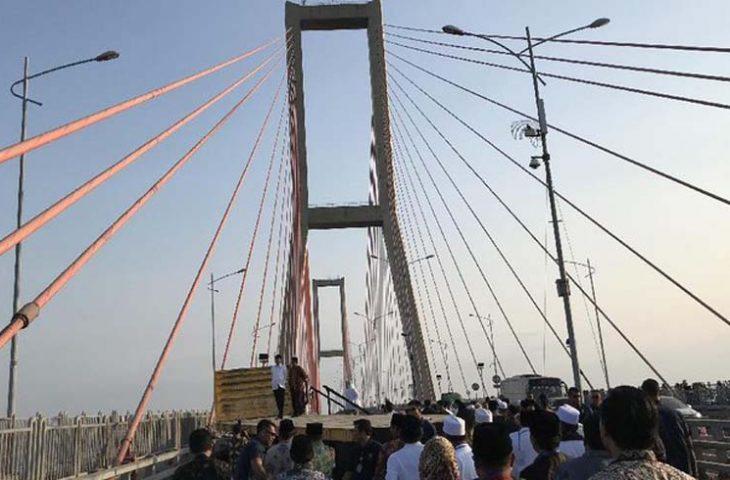 Jembatan Suramadu Digratiskan, Ini Dampak yang Akan Dirasakan