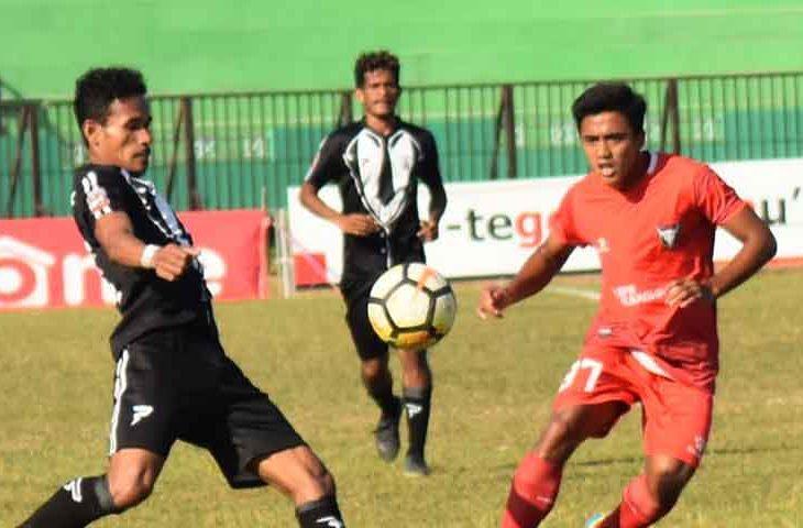 Menang Atas PS Mojokerto Putra, Madura FC Lolos ke Babak Delapan Besar