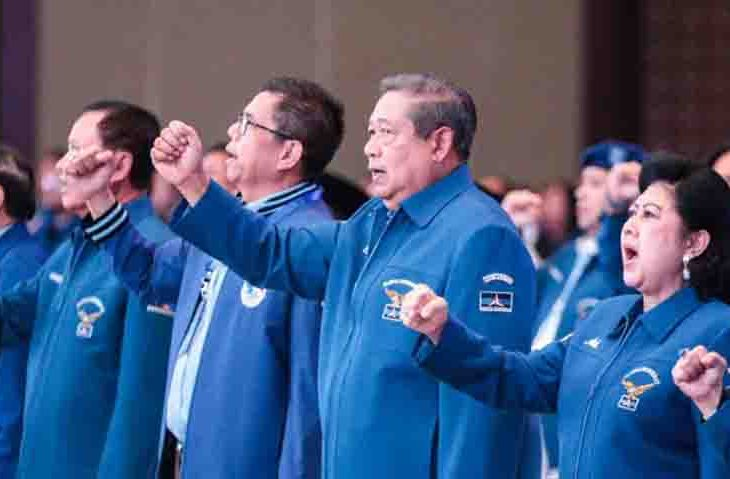 Demokrat Bantah Dibilang Setengah Hati Dukung Prabowo-Sandi