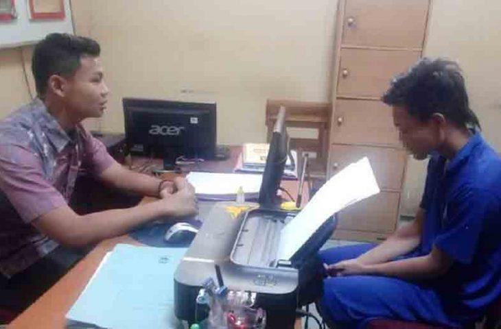 Pemuda ini Cabuli Korban Lalu Unggah Fotonya ke Medsos