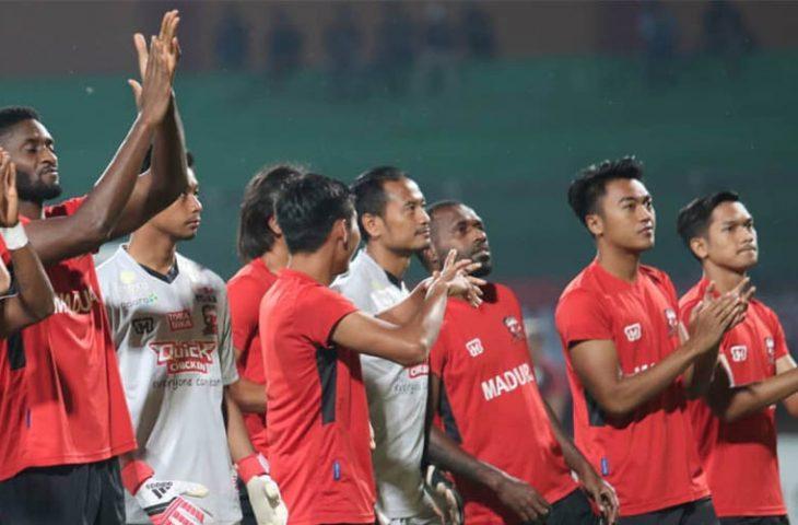 Transfer Liga 1, Madura United Depak Striker Mamadou Samassa
