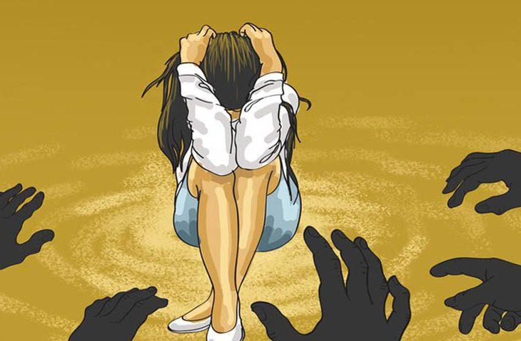 Cerita Pilu Ibu Muda yang Diperkosa Tentara Zimbabwe
