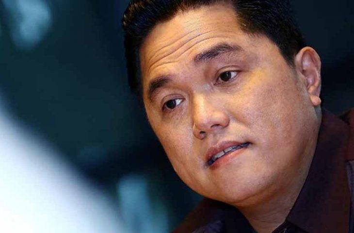 Dijagokan Jadi Kandidat Ketua Umum PSSI, Erick Thohir Menolak