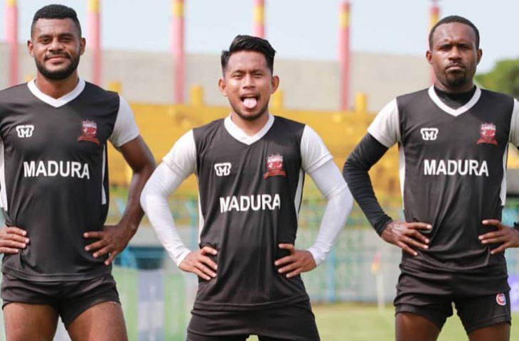 Piala Presiden 2019, Madura United Huni Grup Neraka