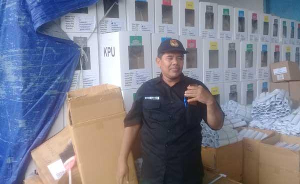 KPU Pamekasan Target Partisipasi Pemilih di Pemilu 2019 Capai 90 Persen