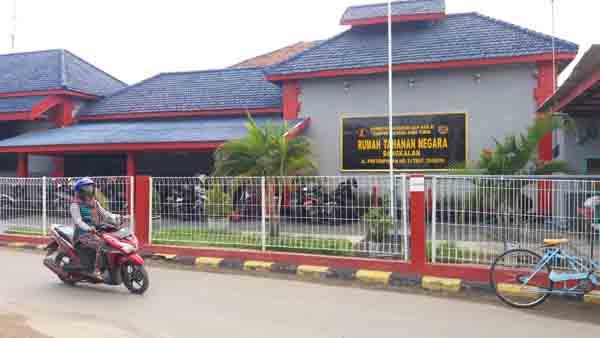 Napi di Bangkalan Dipekerjakan Jadi Tukang, Kok Bisa?