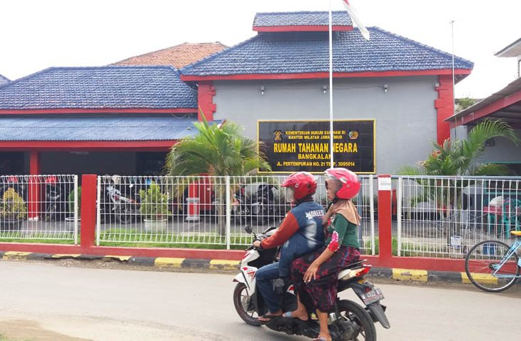 Rutan Kelas II-B Bangkalan Over Kapasitas
