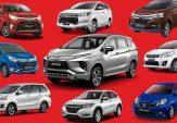 Ini 20 Mobil Terlaris Sepanjang Maret 2019