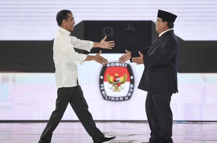 Real Count KPU 80 Persen, Jokowi Unggul 15 Juta Suara