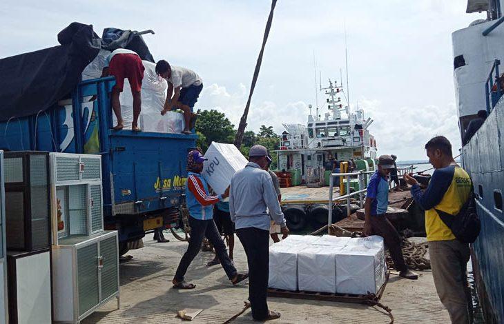 KPU Sumenep akan Kirimkan Logistik Pemilu ke Kepulauan Gunakan Perahu, Aman?