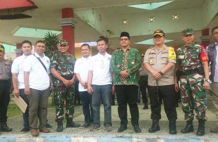 Ini Persiapan Polres dan Dandim Bangkalan Jelang Pemilu 17 April