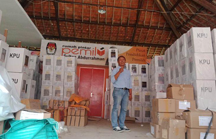 KPU Sumenep Berharap Partisipasi Pemilih di Pemilu 2019 Capai 70 Persen