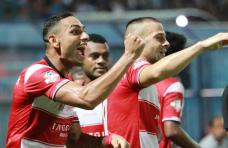 Striker Madura United Alberto Goncalves Target Cetak 20 Gol di Liga 1 2019