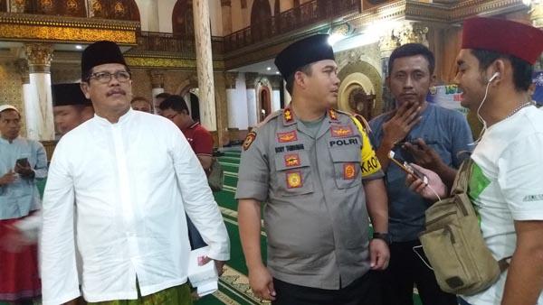 Polisi Pastikan Masyarakat Bangkalan Tidak Ikut Gerakan People Power