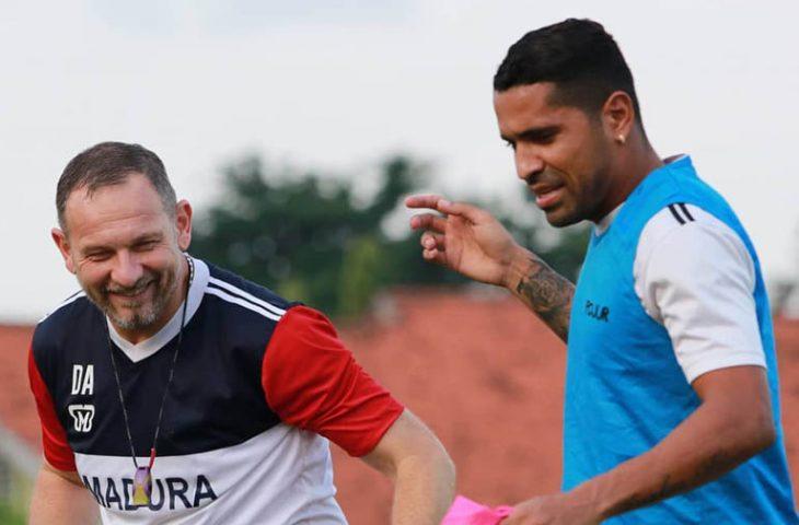 Dejan Antonic Ingin Bawa Madura United Juara Musim 2019