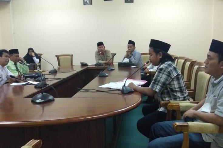Panitia Ogah Melanjutkan Penghitungan Sisa Suara Pilkades PAW Gunung Maddah