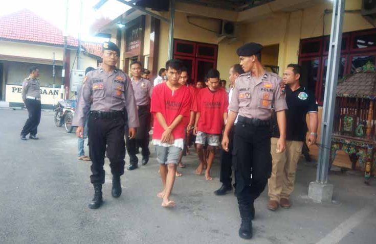 Jelang Lebaran, Kasus Premanisme di Sampang Meningkat