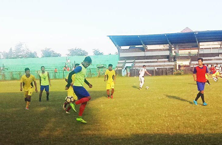 Madura FC Mulai Latihan Fisik dan Taktik