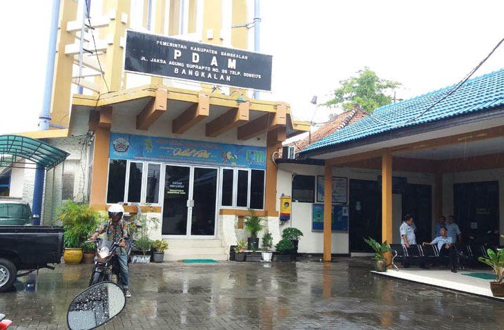 Pelanggan PDAM di Kecamatan Kota Bangkalan Over Kapasitas, Kebutuhan Air Tak Maksimal