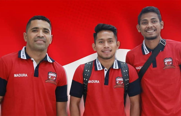 Tiga Pemain Andalan Madura United Dipanggil Timnas Indonesia
