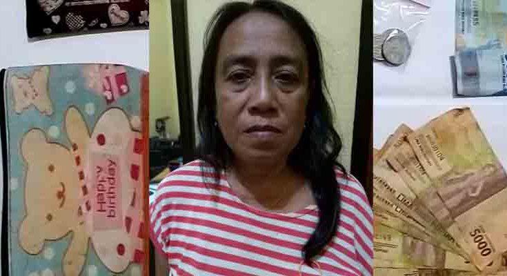 Berjudi Togel, Seorang Ibu Rumah Tangga di Sumenep Ditangkap Polisi