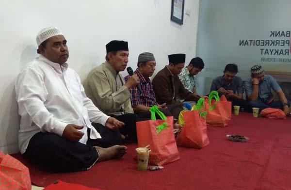 Jelang Akhir Ramadan PT. Elbaghraf Gelar Buka Bersama