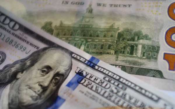 Dolar AS Sempat Tembus Rp 14.500