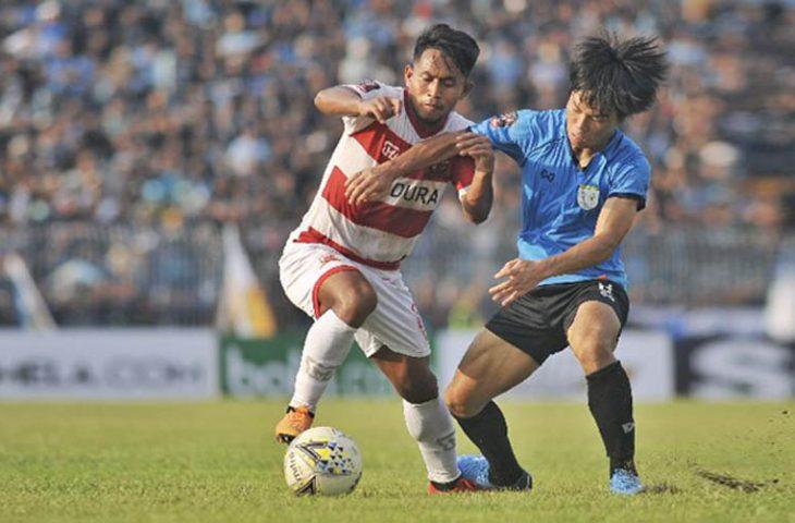 Persib Bandung Waspadai Kekuatan Madura United di Liga 1 2019