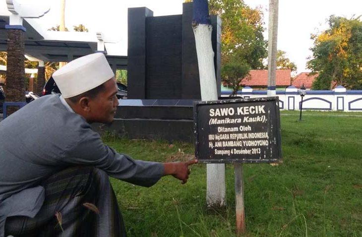Ani Yudhoyono Tinggalkan Kenangan di Sampang
