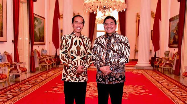 Bertemu AQ, Jokowi: Madura Kok Tidak Pernah Menang?