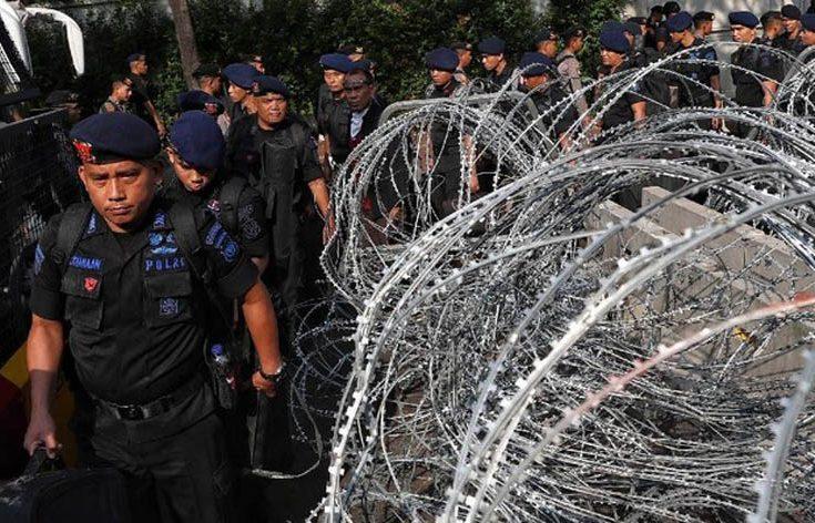 Penetapan Capres-Cawapres Terpilih, Puluhan Ribu Personel Gabungan Diturunkan